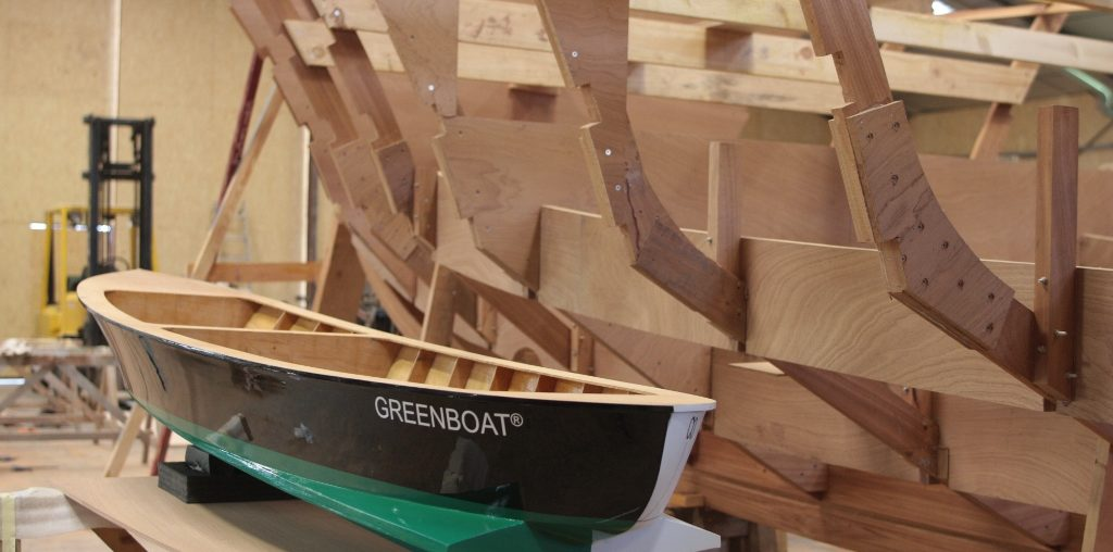 GREENBOAT atelier step 0-14 2