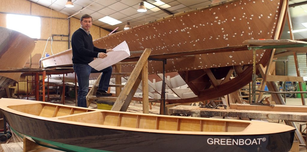 GreenBoat atelier step 0-2